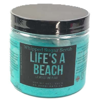 Life's A Beach Whipped Sugar Scrub