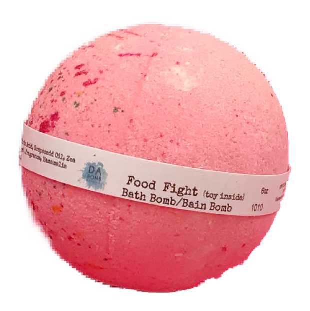 Food Fight! 6oz Bath Bomb