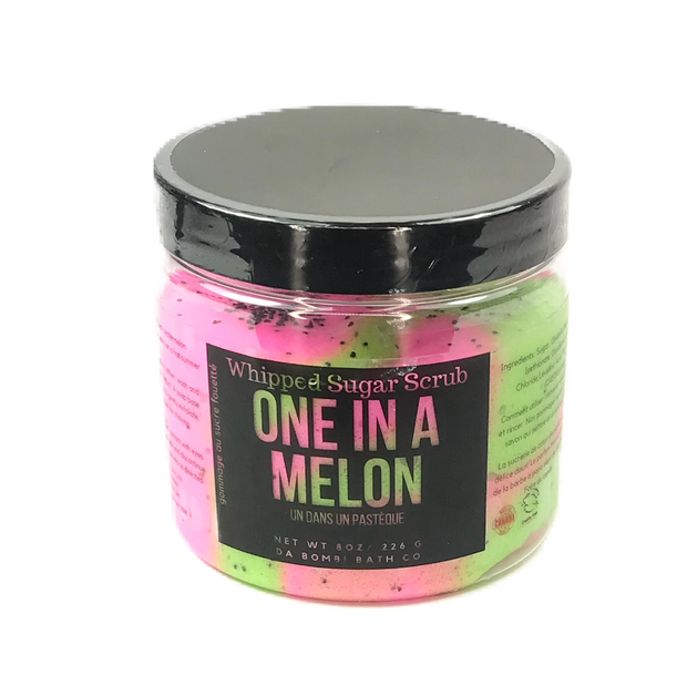 One In A Melon Whipped Sugar Scrub