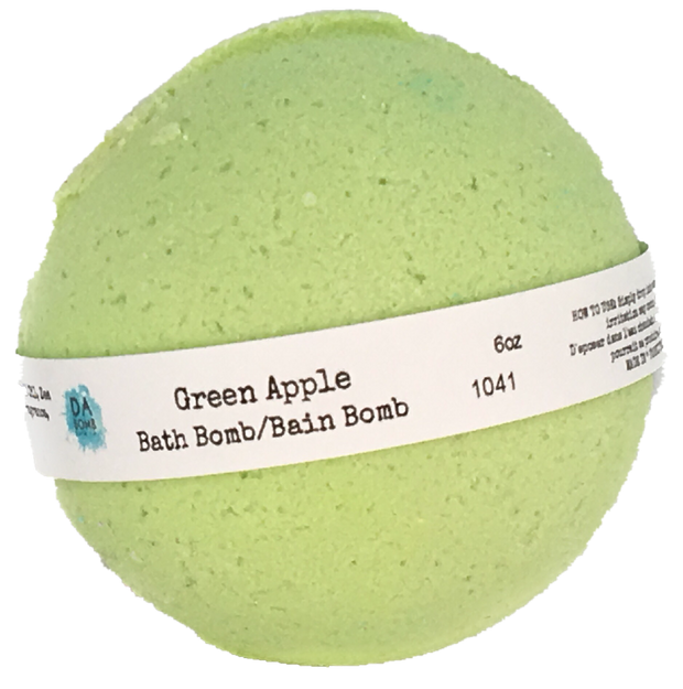 Fresh Picked Apple 6oz Bath Bomb