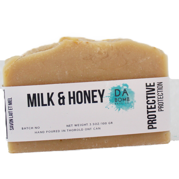 Milk & Honey Cold Press Soap