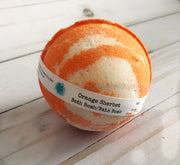 Orange Sherbet 6oz Bath Bomb