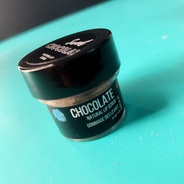 Chocolate Lip Scrub