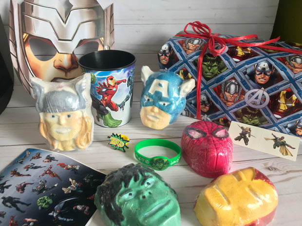 Marvel Gift Set