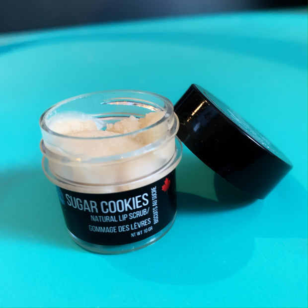 Sugar cookies  Lip Scrub