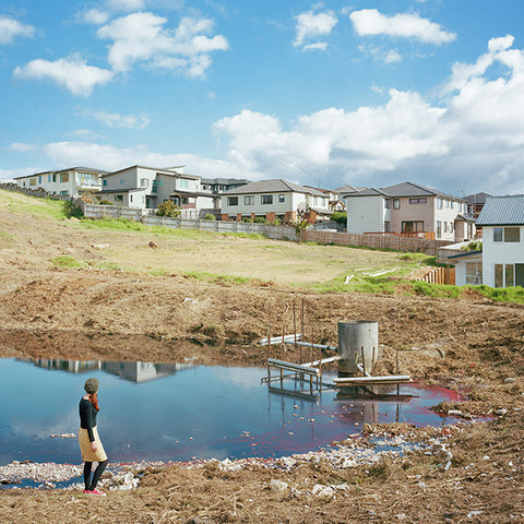Chris Corson-Scott Bulldozed Farmland in Albany, 2014 crop