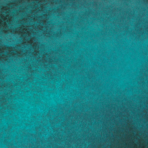 Stella Brennan, Phantasmagoria (turquoise), 2005/15 archival pigment print on Hahnemuhle, 650 x 850 mm, edition of 3