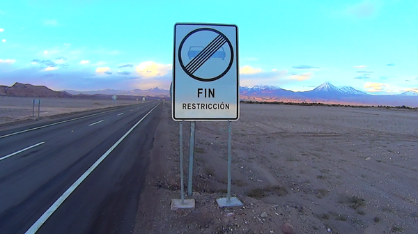 Phil Dadson, Arid Edge, 2014, single channel video, still 4