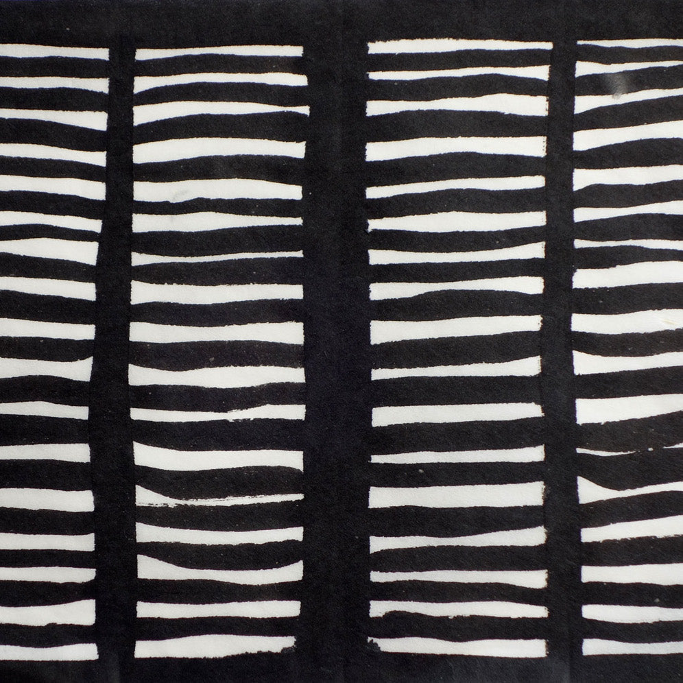 Stella Brennan Two Column Ink on Silk Paper crop
