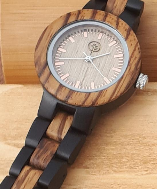 Horizon (women`s) - Ebony & Zebrawood
