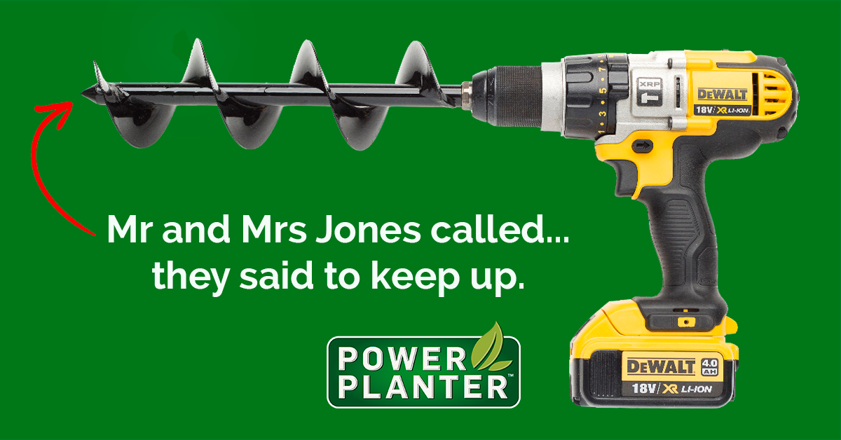 Power Planter Now Available In The Uk