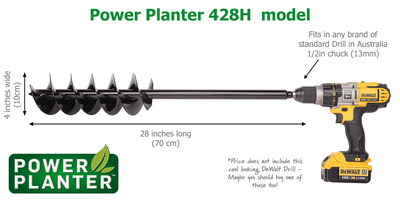 Power Planter 428H