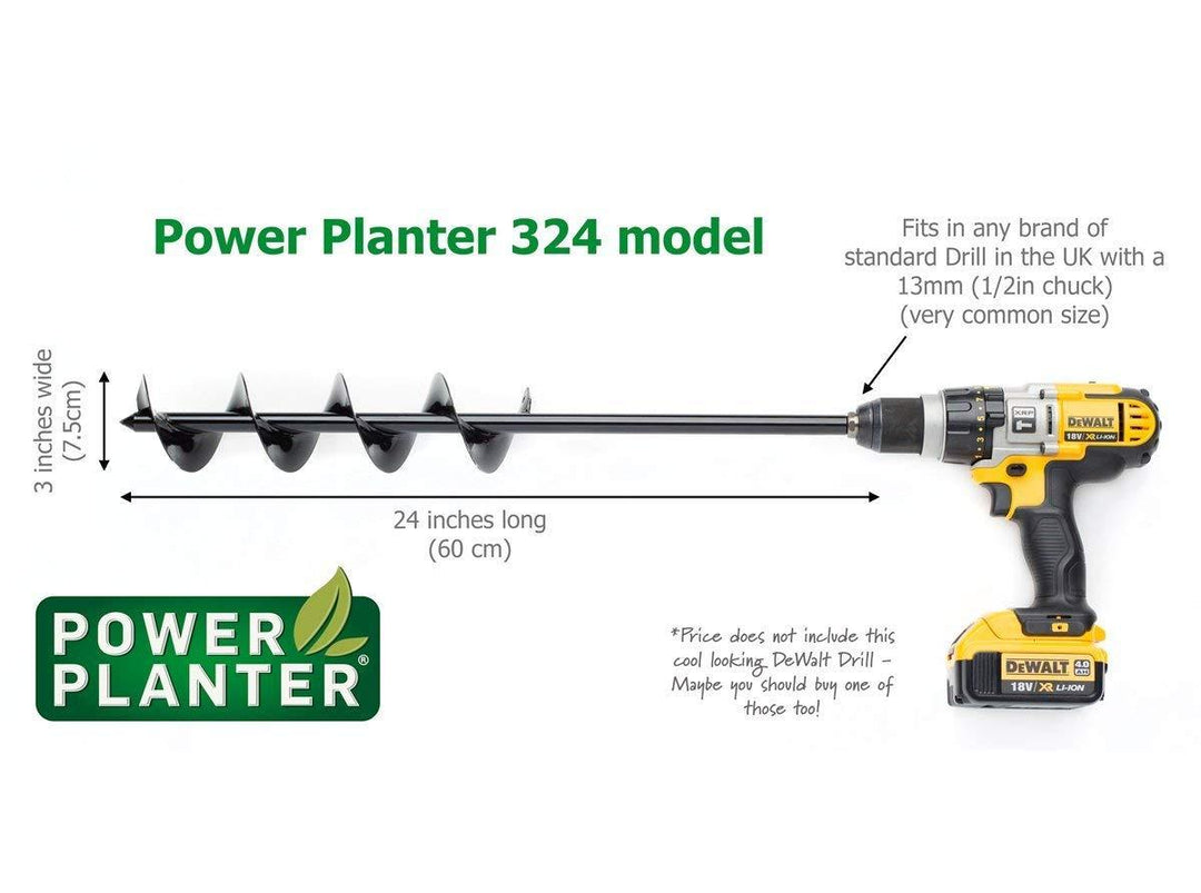 Power Planter 324H - The longer one for standing up digging.