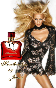 "Sexy ""Heart Breaker By Jenna"" Eau De Perfume Fragrance 3.4OZ Jenna Jameson"