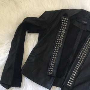 Stunning crop jacket