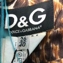 Dolce & Gabbana turquoise feather bolero jacket