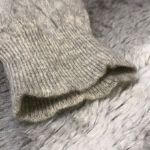 Super soft and comfy Cashmere leg warmers