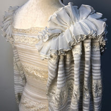 My Gorgeous off the shoulder 18th century top (marc bouwer)
