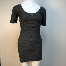 Xhilaration grey bodycon mini dress