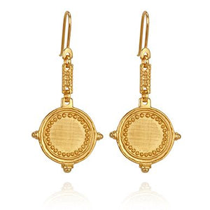 Temple of the Sun Celia earrings Gold