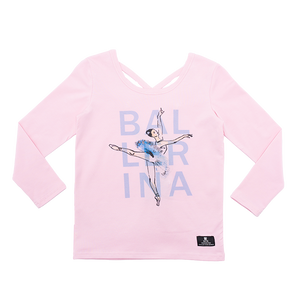 Rock your kid Ballerina T