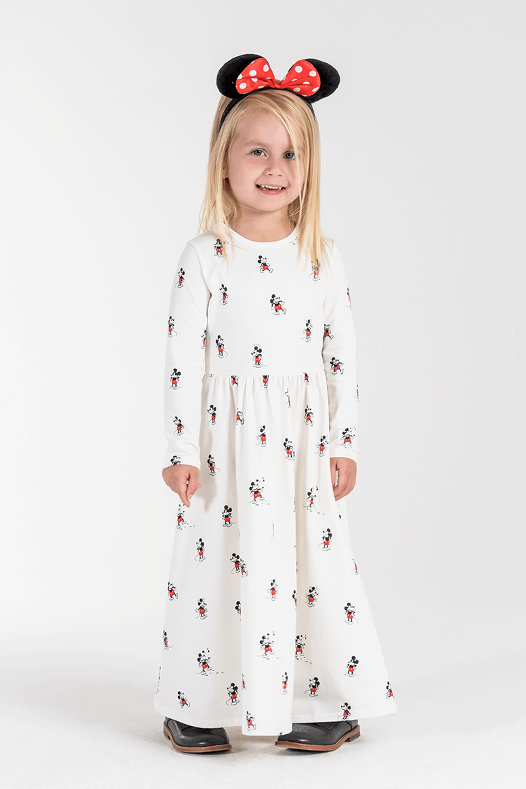 RYK Mickey maxi dress