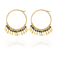 Temple of the Sun Elli Earrings gold