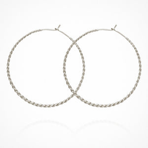 Temple of the sun Carmella earrings silver