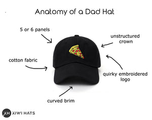Anatomy of a Dad Hat