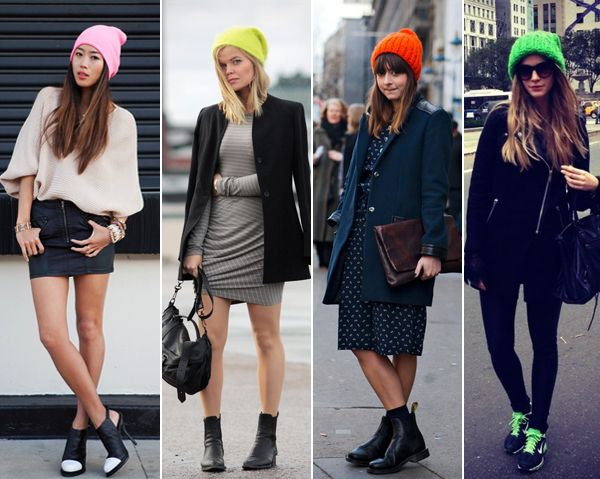 Bright Beanie Style Statement to Perk Up Your Look