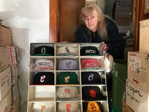 This Hat Lady Has Over 30,000 Baseball Hats