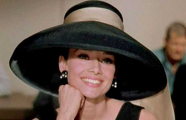 Holly Golightly hat