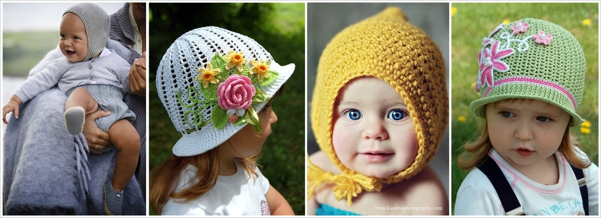 crochet hat designs for kids
