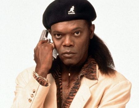 samuel jackson hat fashion