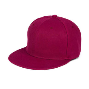 Plain Solid Candy Colored Snapback - Fashion Hat By Kiwi Hats