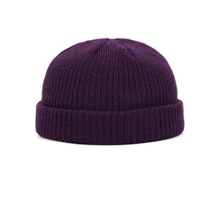 Retro Knit Skullcap - Fashion Hat By Kiwi Hats