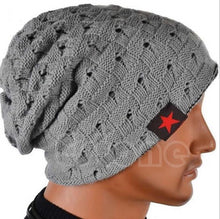 Star Logo Knit Beanie - Fashion Hat By Kiwi Hats