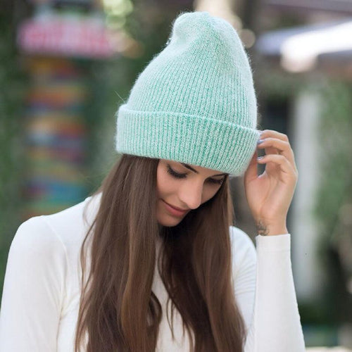 Textured Cosy Winter Beanie - Fashion Hat By Kiwi Hats