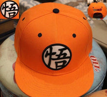 Embroidered Dragon Ball Z Snapback - Fashion Hat By Kiwi Hats