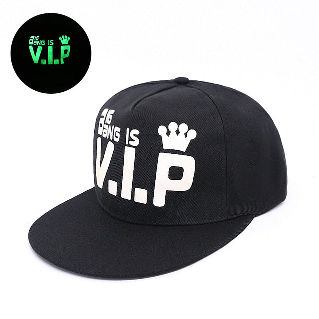 VIP Printed Fluorescent Snapback - Fashion Hat By Kiwi Hats