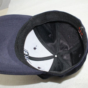 Casual Front Textured Fitted Cap - Fashion Hat By Kiwi Hats