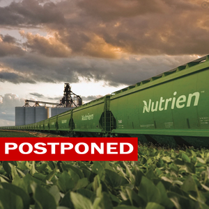 POSTPONED - Can Canada Lead In Sustainable Agriculture? Chuck Magro, President & CEO, Nutrien