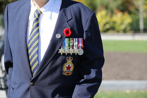 Honouring the Men and Women Who Serve to Protect Democracy: Event on November 7
