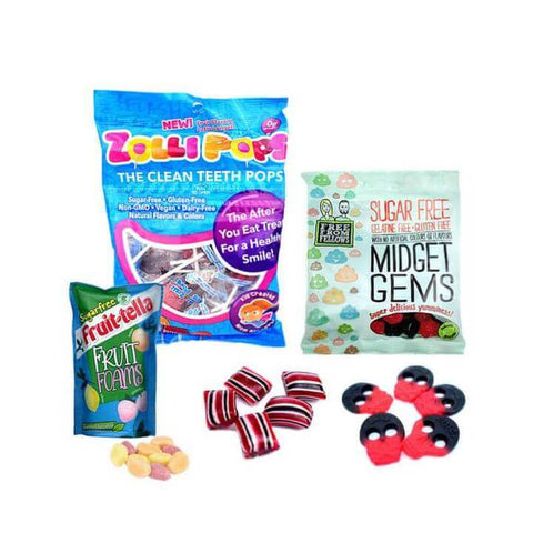 All Sugar Free Sweets Varieties