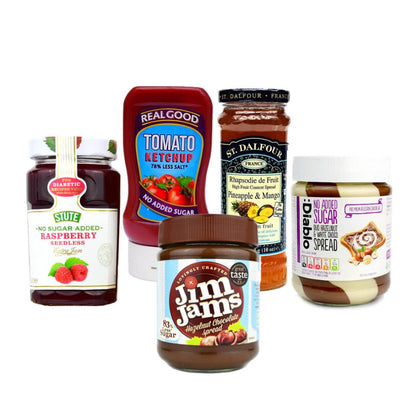 Jams, Spreads and Condiments