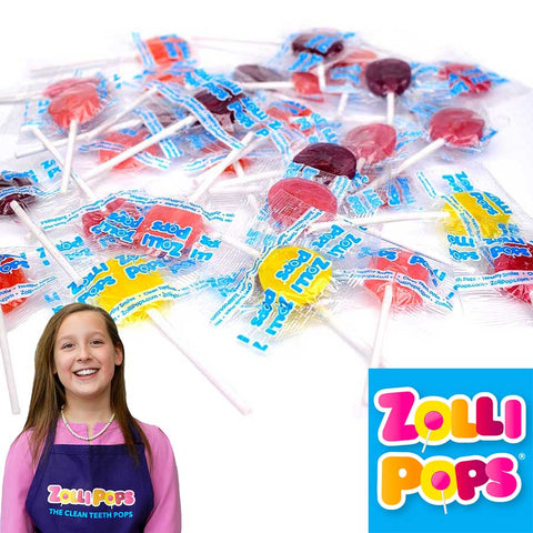 Zollipops, Zaffi Taffy & Peanut butter bars American Candy