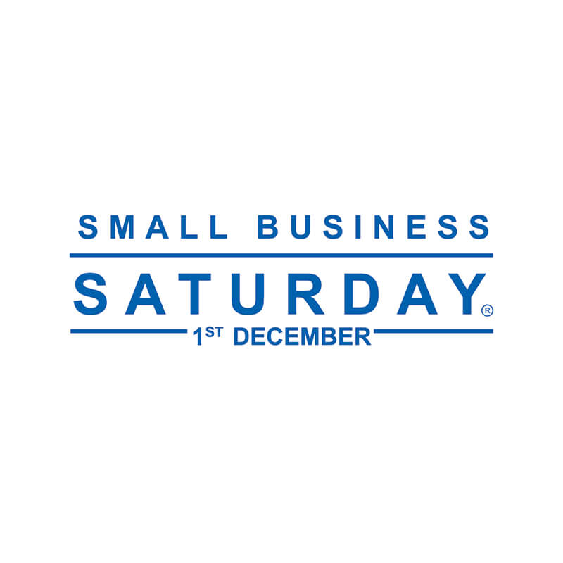 Small Business Saturday=