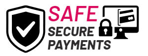 safe and secure transaction payments