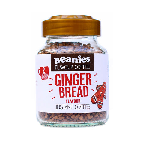 Beanies Flavored Coffee Gingerbread 50g - Sweet Victory Products