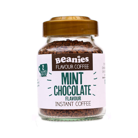 Beanies Flavored Coffee Mint Chocolate 50g - Sweet Victory Products Ltd